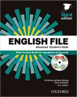 ENGLISH FILE ADVANCED 3rd ED  (PACK CON RESPUESTAS)