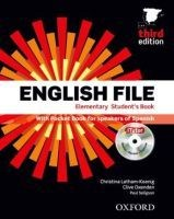 ENGLISH FILE ELEMENTARY 3rd ED  (PACK CON RESPUESTAS)